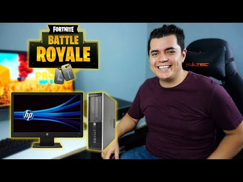 La PC Gamer de $150 USD para jugar Fortnite y como escoger otra como ésta - Proto Hw & Tec