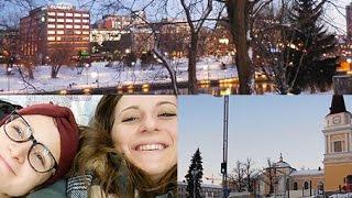 Tampere Finland  city photos : Erasmus Trip In Finland : Arriving in Finland, Tampere City Center & Ikea !