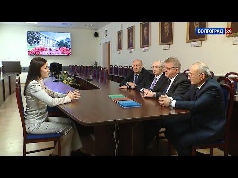 Иван Новаков, президент ВолгГТУ, академик РАН, доктор химических наук