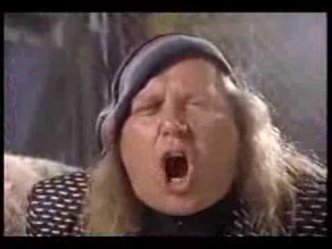 Sam Kinison And The Glam Clan-  Wild Thing (1988)
