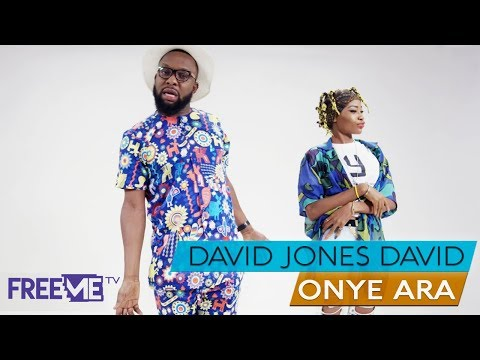 David Jones David - Onye Ara [FreeMe TV - Exclusive Video]