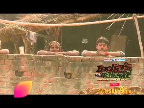 Indias Got Talent: Sat-Sun 9pm