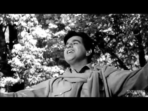 Suhana Safar Aur Ye   Madhumati Songs   Dilip Kumar   Vyjayantimala   Mukesh (видео)