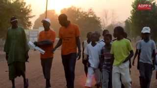 Although Guinea Bissau didn't have an Ebola registry, the World Health Organization ranked Guinea Bissau as a high-risk country...