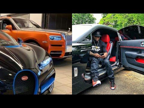 50 Cent Car Collection | Bugatti, Rolls Royce, Lamborghini | Rapper