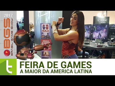 BGS 2017: destaques da maior feira de videogames da América Latina  TudoCelular.com