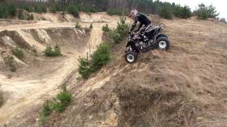 6. Quad - Suzuki LTZ 400 FULL HD (1080p) Video