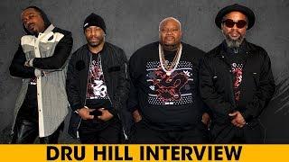 Video Dru Hill Release A Christmas Album, Talk Old Beefs, Bad Record Deals + More MP3, 3GP, MP4, WEBM, AVI, FLV Oktober 2018