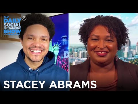 """Stacey Abrams: Flipping Georgia Blue & The """"Magic"""" of Black Women 