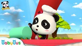 Video Baby Panda's Oven is Broken | Magical Chinese Characters | Kids Cartoon | Funny Cartoon | BabyBus MP3, 3GP, MP4, WEBM, AVI, FLV Juli 2019