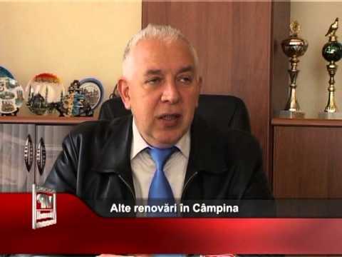 Alte renovări în Câmpina