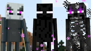 we Added 50 MORE New Minecraft Mobs
