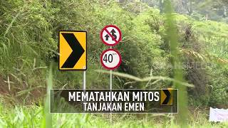 Video MEMATAHKAN MITOS TANJAKAN EMEN | ON THE SPOT (07/03/18) 1 - 2 MP3, 3GP, MP4, WEBM, AVI, FLV April 2018