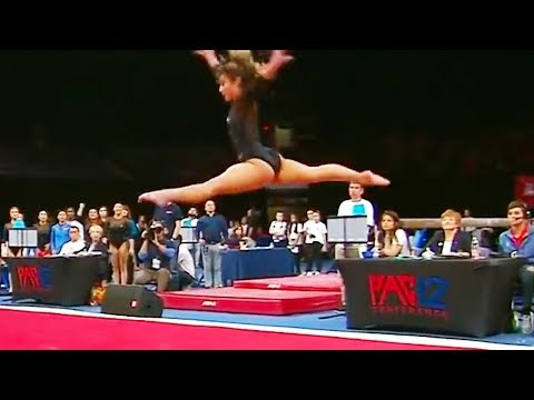 Ozzy Man Reviews Best Gymnastics Routine