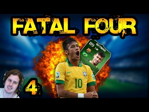 fatal - iMOTM NEYMAR FATAL FOUR EP4 | FIFA 14 ULTIMATE TEAM FOR FIFA 14 ULTIMATE TEAM COINS! http://goo.gl/paKOwG Use promo code: zwe for 5% off purchases! https://twitter.com/Futcoinking SUBSCRIBE...