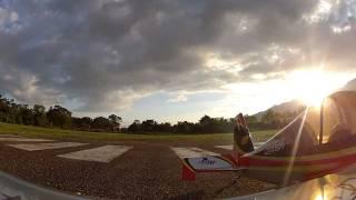 Pilot -Rc Yak 54 3D Flight Go Pro On Board