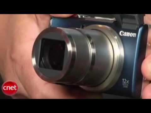 Canon PowerShot SX200 IS Review
