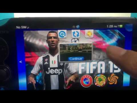 Fifa 19 Ps Vita [ How To ]