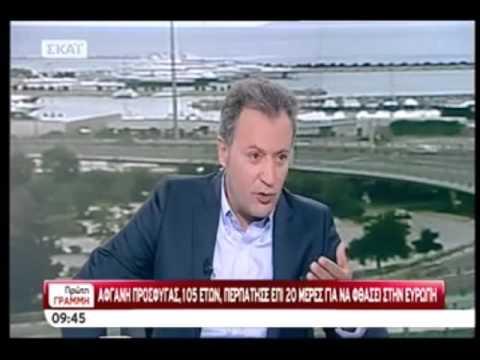 Η απάντηση Οικονόμου on air στο left.gr