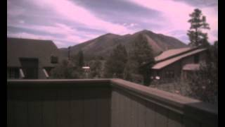 Time-Lapse of Mount Elden in Flagstaff, AZ - 5/12/2015