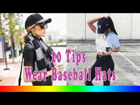 20 Style Tips On How To Wear Baseball Hats
