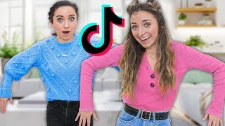 Recreating Viral TikToks With my Twin! by Brooklyn and Bailey