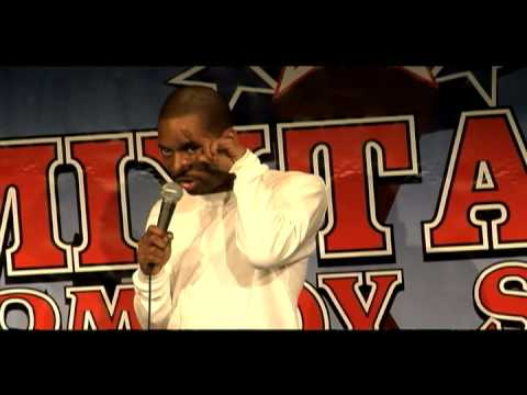 Mixtape Comedy Show - Tony Rock (Pt. 2)