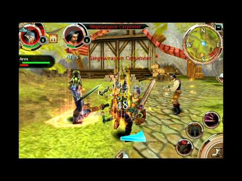 Order & Chaos© Online ORDER Gameplay Trailer