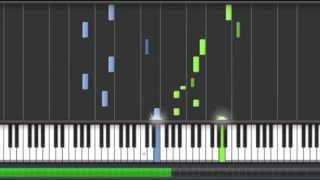 Video Yiruma - River Flows in you (Piano tutorial Synthesia) 100% speed MP3, 3GP, MP4, WEBM, AVI, FLV Juni 2018