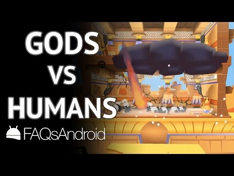 gods vs humans android free
