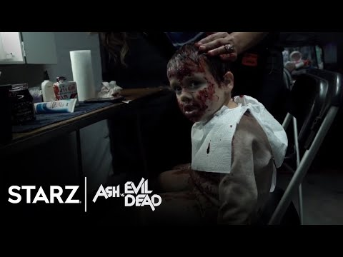 Ash vs Evil Dead | Inside the World of Ash vs Evil Dead | Season 3, Episode 5 | STARZ