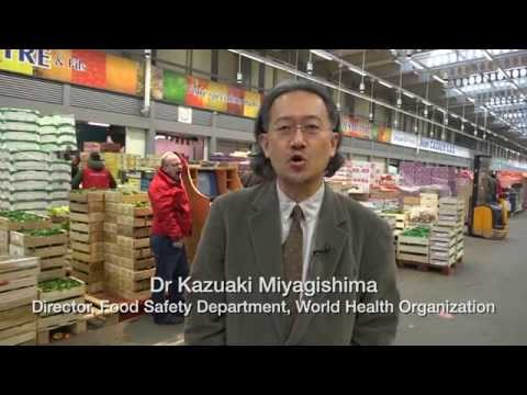 WHO: Food safety – Announcement of World Health Day 2015