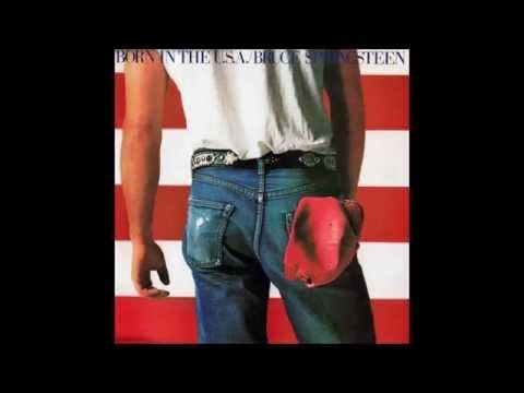 10. Bruce Springsteen - Glory Days (Born In The U.S.A.) 1984 HQ