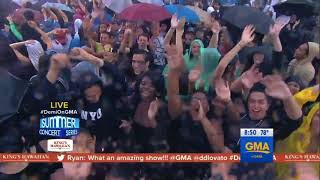 download lagu download musik download mp3 Demi Lovato & Cheat Codes - No Promises (Live on Good Morning America) - August 18