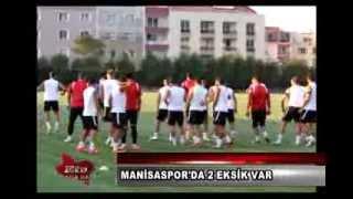 Manisaspor Ankaraspor Maçına Hazırlanıyor