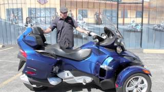 9. Pre-Owned 2011 Can-Am Spyder RT