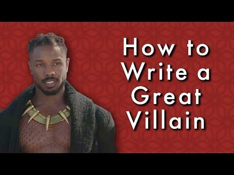 Killmonger - 3 Screenwriting Reasons WHY he's a Great Villain