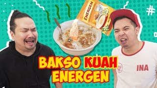 Video BAKSO KUAH ENERGEN !! with Nex Carlos Wkwkwkwk #EGY Enak Gak Ya!? MP3, 3GP, MP4, WEBM, AVI, FLV Februari 2019