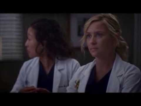 "Grey's Anatomy - Callie and Arizona ""Who's Dr Boswell?"" 10x01"