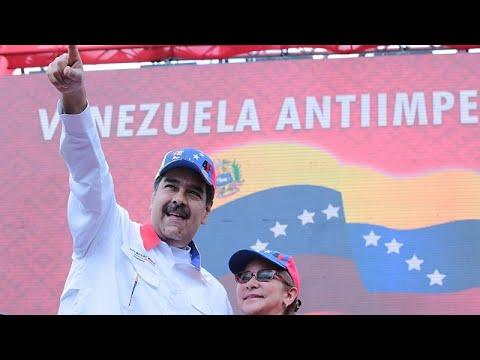 Venezuela: Maduro erklärt, Guaido wolle ihn umbringen