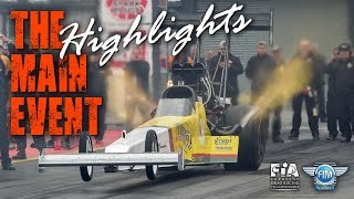 'The Main Event' 2015 Highlights from Santa Pod Raceway
