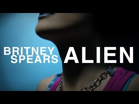 Britney Spears - Alien Halocene