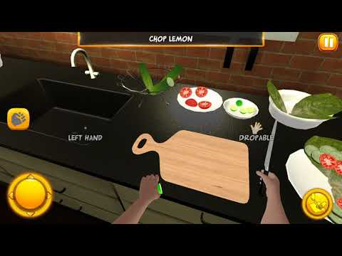 Virtual Chef Cooking Game 3D Super Chef Kitchen 2018