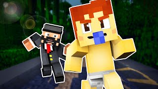 Minecraft Daycare - BABY ESCAPES THE DAYCARE !?
