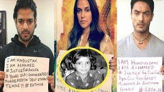 Video Bollywood Reaction For Asifa !! Justice For Asifa !! Neha Dhupia, Shilpa Shinde, Sonam Kapoor !! MP3, 3GP, MP4, WEBM, AVI, FLV April 2018