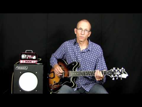 learn blues guitar - http://www.MasterGuitarAcademy.com - This is a blues shuffle vamp in the key of E. See http://www.dolphinstreet.com and http://www.MasterGuitarAcademy.com fo...