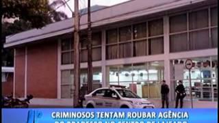 Bandidos levam dinheiro da Caixa Econômica Federal de Farroupilha. #JornaldaPampa