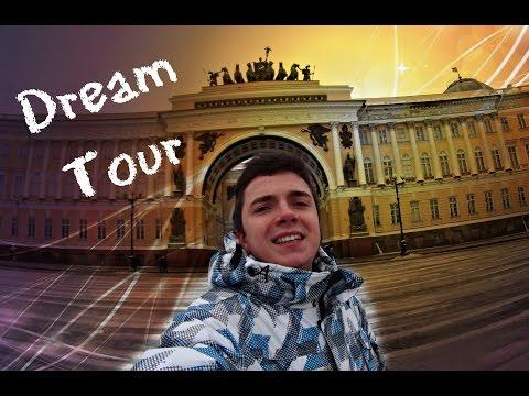 Питер из машины  ВЛОГ (Видео-блог) - DomaVideo.Ru