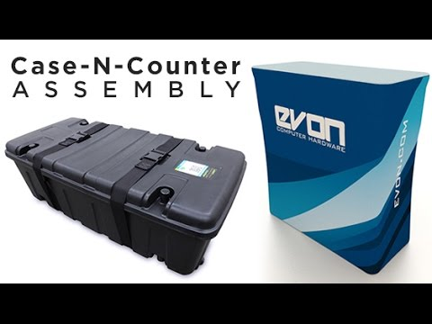 How to Set Up Case-N-Counter