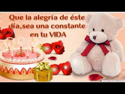 Imagenes de cumpleaños - ¡ FELIZ CUMPLEAÑOS ! - Felicitación de Cumpleaños Originales con frases,  imágenes HAPPY BIRTHDAY